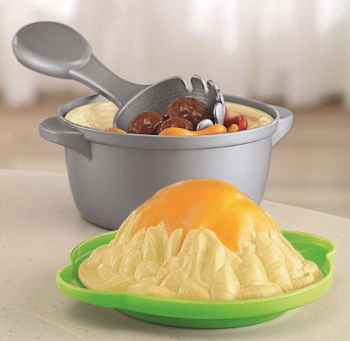 Fisher price servin 39 surprises cook 39 n serve kitchen - Cuisine fisher price bilingue ...
