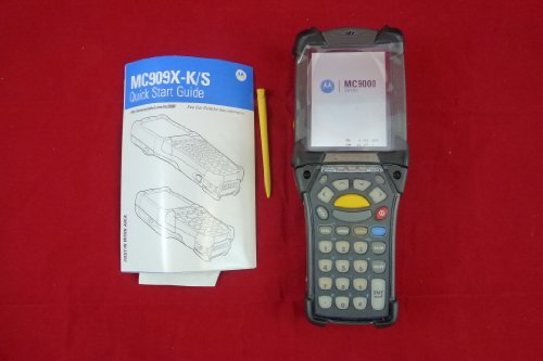 Motorola Mc9090 Mobile Computer - Brick / 802.11A/B/G / Color / 64/128Mb / 28 Key / Windows Mobile 5.0.0 / Bluetooth P/N: Mc9090-Kk0Hjafa6Wr