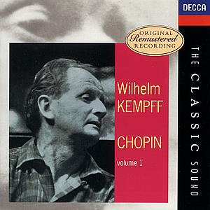 Kempff Plays Chopin 2