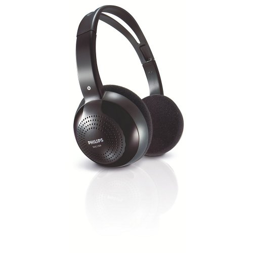 Casque Philips SHC1300 / 10 - Infrarouge - TV/multimedia