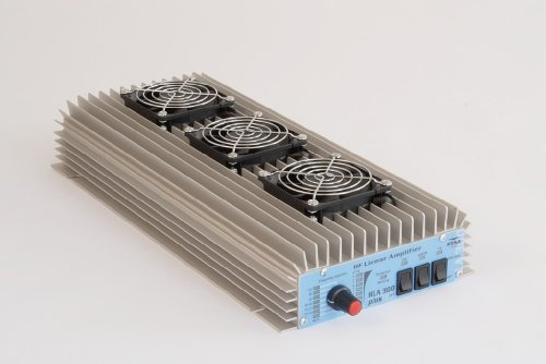 RM Italy HLA-300V Plus HF Professional Linear Amplifier With Fans images