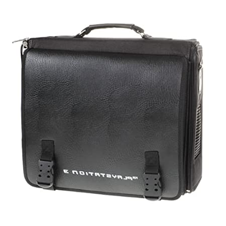 For Sony Playstation 3 PS3 Console Game Accessories Multi Function Leather Travel Carry Bag Case