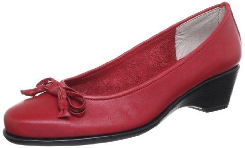 The Flexx 830137, Ballerine donna, Rosso (Rot (rot 4)), 40