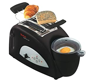 Tefal Toaster TT 5500 sw/si from Tefal Groupe SEB Deutschland GmbH