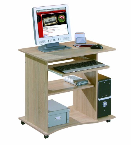 Links-19300030-Schreibtisch-Brombel-Brotisch-Computertisch-Arbeitstisch-Bro-Sonoma-Eiche