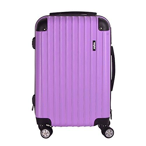 eforink-hard-shell-lightweight-travel-luggage-suitcase-4-wheel-spinner-trolley-bag-20-purple-