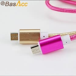 Metal Usb Plug Cable Charger for Iphone 6 and Iphone 5/Ipadmini/Sony/HTC