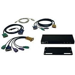 Tripp Lite B051-000 IP Remote Access KVM Switch - B051-000
