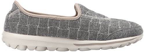Skechers Performance Women's On-The-Go Retreat Walking Shoe, Taupe, 6.5 M US