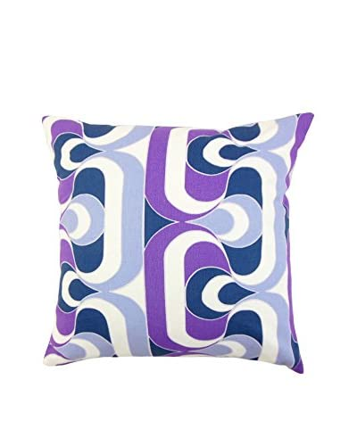 The Pillow Collection 18 Plum Pillow, Purple
