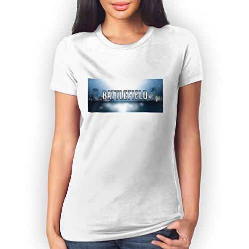Battlefield Large Donne T-Shirt