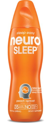 Neuro Nutritional Supplement Drink, Sleep, 14.5-Ounce Bottles (Pack Of 12) front-58891