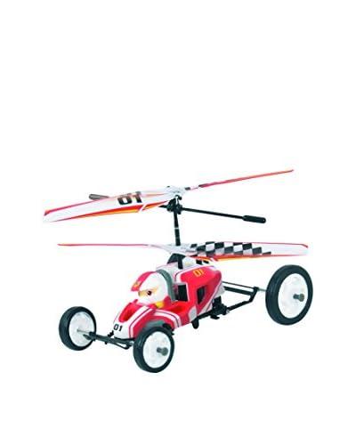 Nikko Helicópteros J-Kart con luz