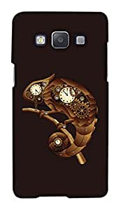 Print Haat Back Case Cover for Samsung Galaxy A5 (Multicolor)