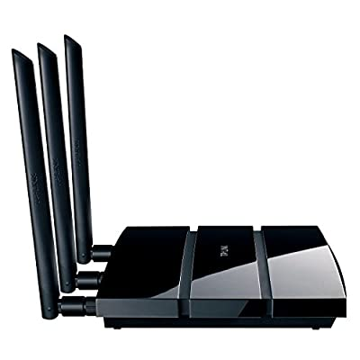 TP-Link TL-WDR4300 N750 Wireless Dual Band Gaming Router (Black)