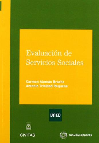 Evaluación de Servicios Sociales (Tratados y Manuales de Economía)