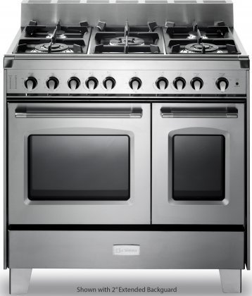 Verona-VCLFSGG365DSS-36-Classic-Gas-Range-in-Stainless-Steel