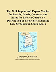 The 2011 Import and Export Market for Boards, Panels, Consoles, and Bases for Electric Control or Distribution of Electricity Excluding Line Switching in South Korea