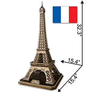 Eiffel Tower Cake Topper Party City