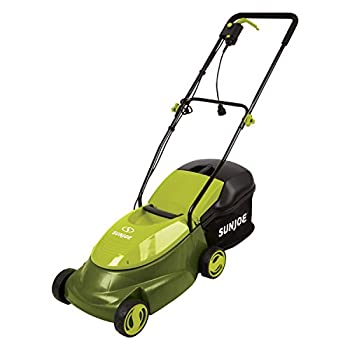 Sun Joe MJ401E-RM Factory Refurbished Mow Joe 14-Inch 12 Amp Electric Lawn Mower With Grass Bag