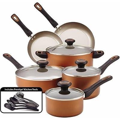 Farberware High-Performance Nonstick 15-Piece Cookware Set