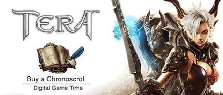 Chronoscroll: TERA [Game Connect]