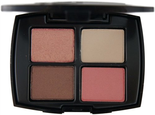 Lancôme Color Design Sensational Effects Eyeshadow Quad Compact Latte, Kitten Heel, Fashion Admirer, Madison Avenue 0.120oz Unboxed