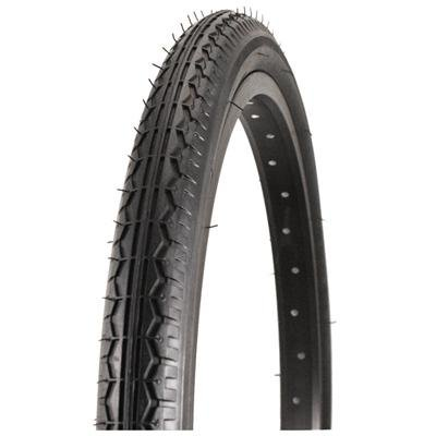 Kenda K123 Black Street BMX Bicycle Tire - 20 x 1.75 - 01204512301