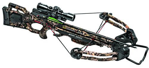TenPoint Turbo GT Crossbow Package with Rope Cocker, 175 lb/Medium (Ten Point Crossbow Package compare prices)