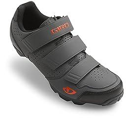 Giro Carbide R Shoe - Men\'s Dark Shadow/Flame 43