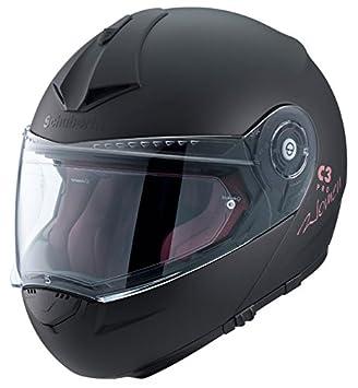 Casque de moto Schuberth C3 Pro femmes Matt Black