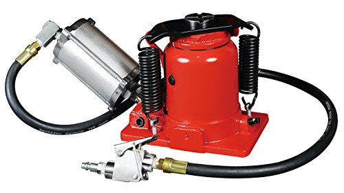 Astro 5304A 20 Ton Low Profile Air/Manual Bottle Jack (Air Operated Jack compare prices)