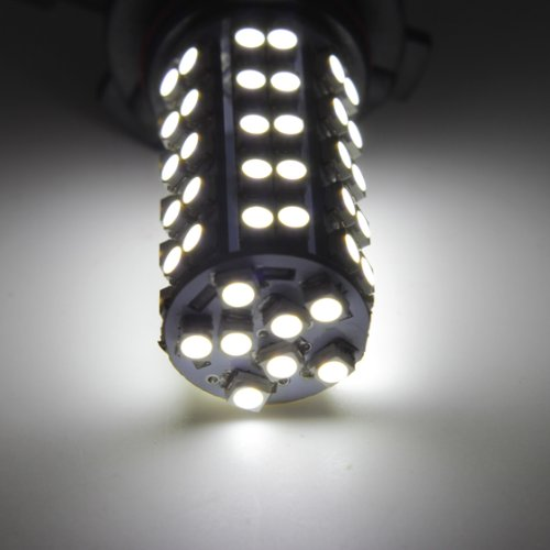 Partsam 9006 9012 Hb4 White Smd Led Fog Bulbs Lamps For Nissan Altima 2002 2003 2004