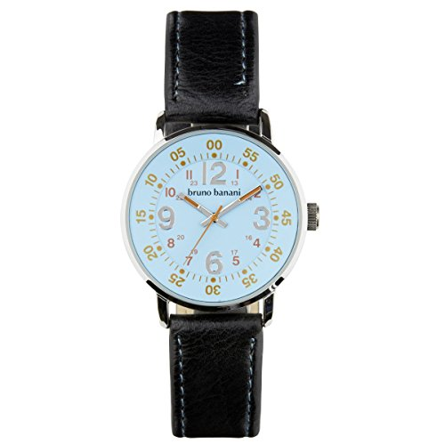 Bruno Banani wrist watch Moro Leather Watch Analog BR30012