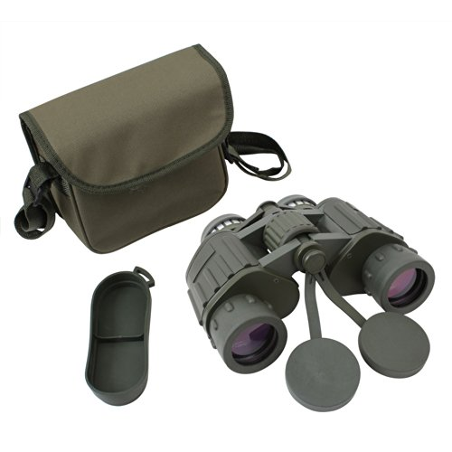 Binoculars - 8 X 42, Olive Drab By Rothco