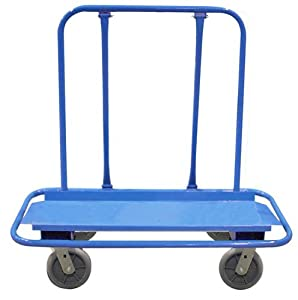 Bon 84-914 48-Inch by 23-Inch by 48-Inch Drywall Cart Dolly with Non-Marking Casters