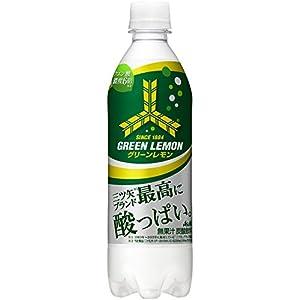 アサヒ 三ツ矢 グリーンレモン 500ml×24本