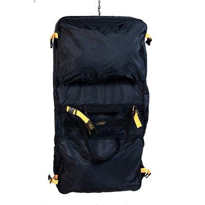 A. Saks Expandable Garment Bag (Black)