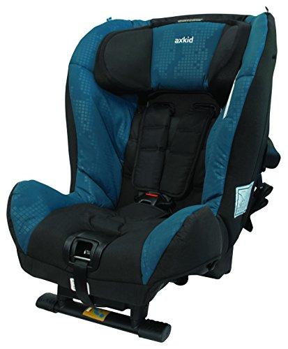 Axkid Minikid Group 1/2 Car Seat  (Petol/Tetris)