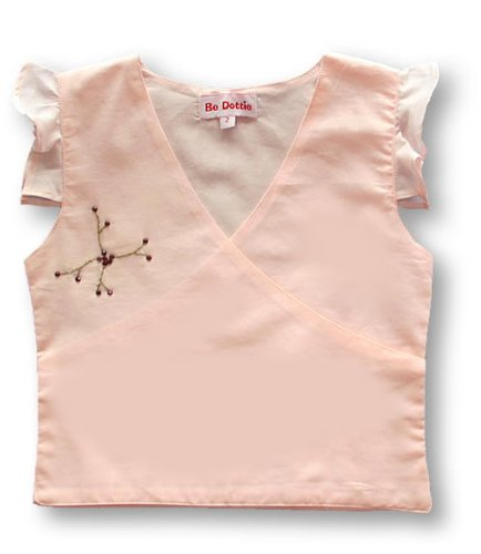 Be Dottie Pink Blouse, Tops, Girls, 4-5 years
