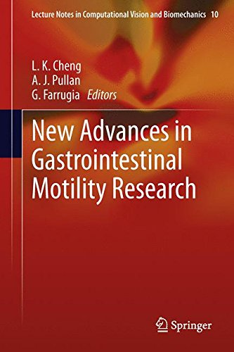New Advances in Gastrointestinal Motility Research (Lecture Notes in Computational Vision and Biomechanics)