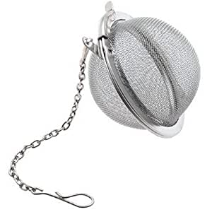 Stainless Steel Tea Ball 2.5-in.