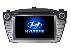 See AupTech 2009-2014 Hyundai Tucpon DVD Player Android System GPS Navigation Radio Stereo Video 2-Din HD Screen With Bluetooth,Wifi,3G,Build in Analog TV and Steering Wheel Control Details