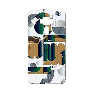G-STAR Designer Printed Back case cover for Asus Zenfone 3 (ZE520KL) 5.2 Inch - G3976