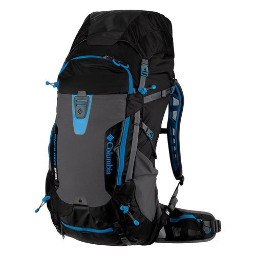 B0058XINA8 Columbia Endura Black 65 Backpack (Medium)