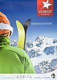 Paramount Prints VERBIER St Bernard Switzerland - Vintage Travel/Skiing Poster - Poster Size : A3