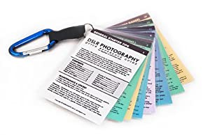 Canon DSLR Photography Quick Reference Tip Cards & Cheat Sheets for Canon Rebel T4i T3i T3 T2i T1i XSi XS XTi XT 60D 7D 6D 5D Mark III II