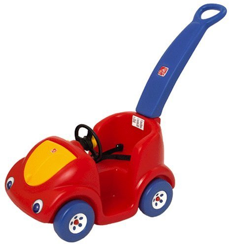 Check Out This Step2 Push Around Buggy (Red)