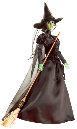 Buy Barbie Collector Wizard Of Oz Wicked Witch