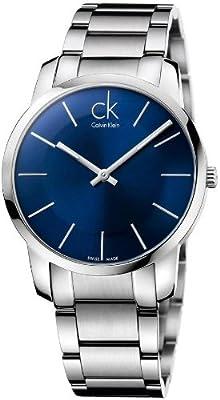 K2G2114N Calvin Klein CK City Stainless Steel Mens Watch
